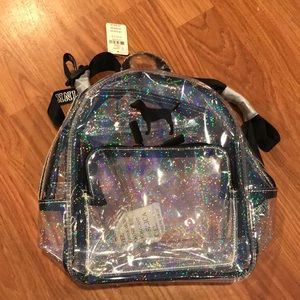 PINK Victoria's Secret Mini Backpack NWT